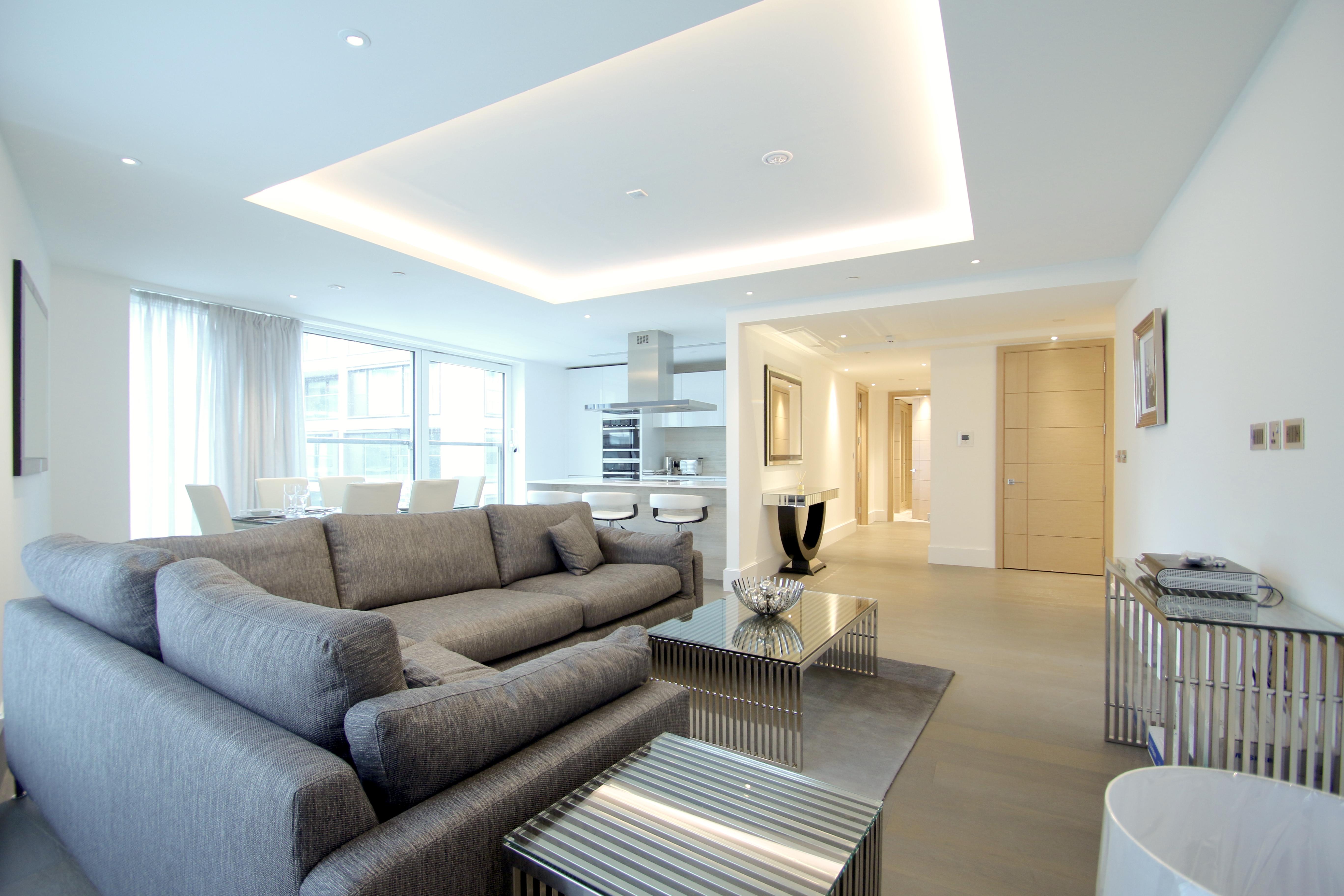 Radnor Terrace, Benson House, Kensington, London